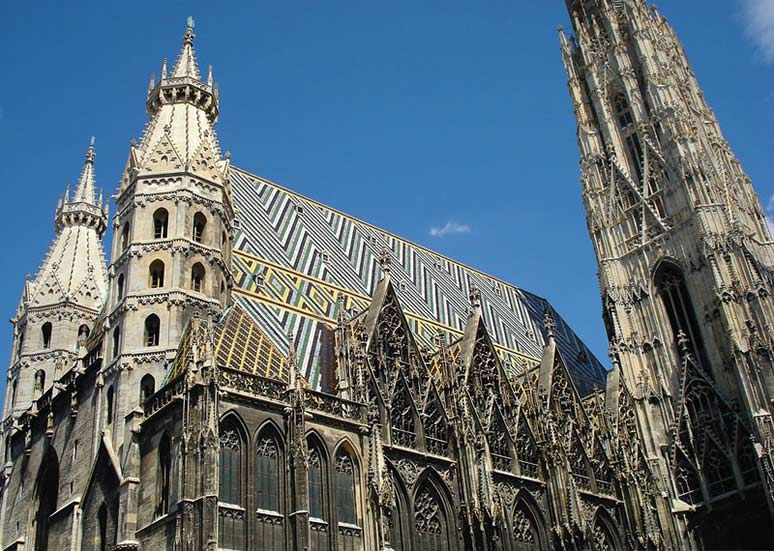 Катакомбы Собора Св.Стефана в Вене. Угроза для здоровья под землёй